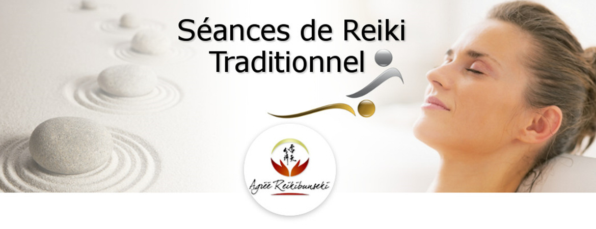 Séances de Reiki Traditionnel – Paris